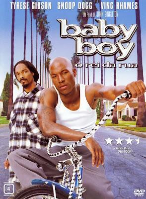 Baby Boy: O Dono da Rua - DVDRip Legendado (RMVB)