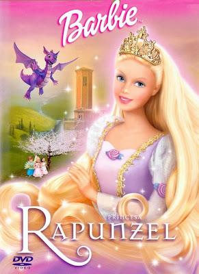 Barbie Princesa Rapunzel Dublado