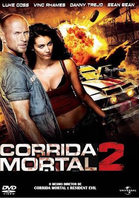 Corrida Mortal 2 Dublado 2010