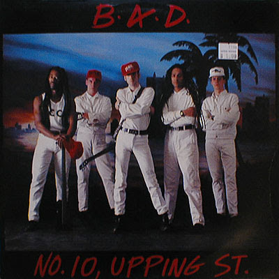 Big Audio Dynamite - No. 10, Upping St.