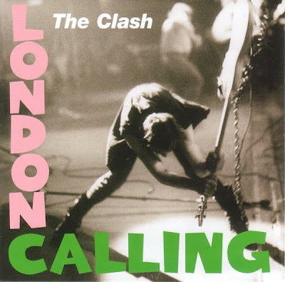 Artwork, quando contava... eccome Clash,+The+-+London+Calling