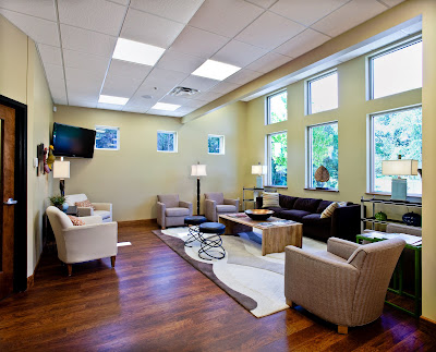 Dental interiors joy studio design gallery best design for Interior design office nashville