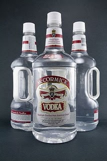 Drinking A Handle Of Vodka A Day