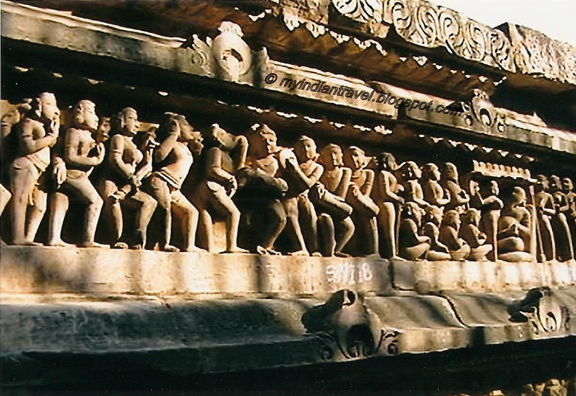 Facts About Khajuraho Temples and Khajuraho Sculptures