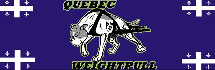 QUEBEC WEIGHT PULL