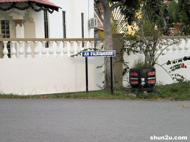 Portuguese Village Melaka aka Portuguese Settlement