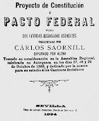 Constitución Andaluza de 1883.