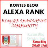 Kontes Blog SMA Negeri 1 Pati
