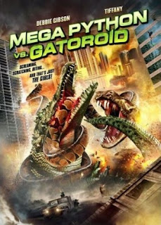 Mega Python vs. Gatoroid (2011)  online y gratis