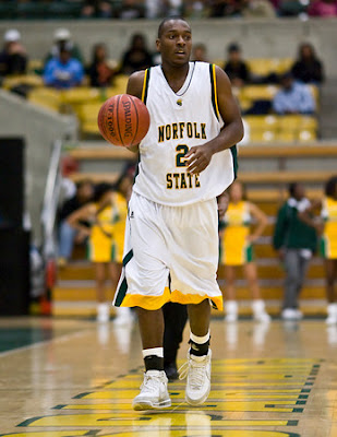 Norfolk State defeats BCC to win MEAC Title
