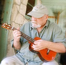 Ukulele master Pops Bayless will be one of the featured instructors at the first January Acoustic Music Workshop & Concert in Kerrville on January 29, 2011. Students of guitar, ukulele, and banjo can sign up for limited seats now through Club Ed at www.clubed.net or by calling 830-895-4386.