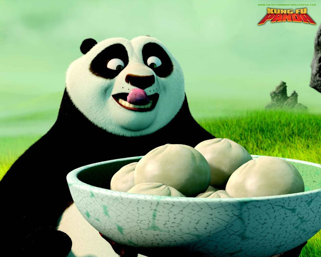 panda said;