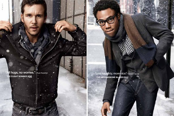 Donald Glover Girlfriend Donald glover for the gap