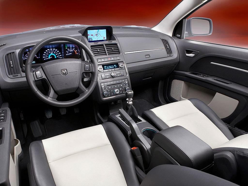 Nuevo Dodge Journey 2011