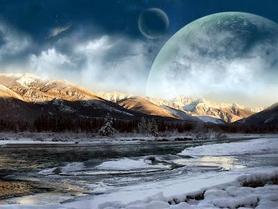 ����� ������ ����� fantasy-landscapes-3