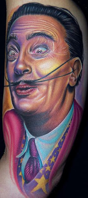 476f4750535c323 tatoo Celebrities Tattoo Portraits