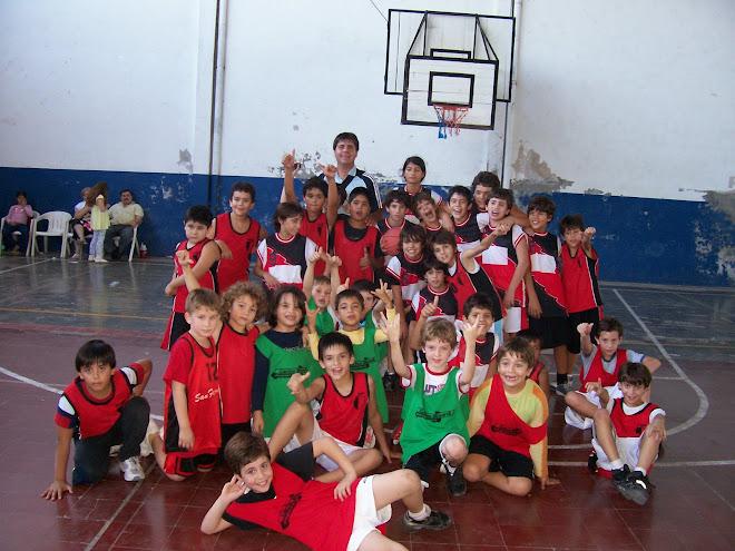Encuentro en Saenz peña 2008