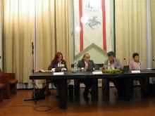 """Presentazione de """"Il filo rosso"""", Regione Toscana-Sala del Gonfalone, Firenze 07-11-08"""
