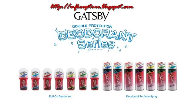 gatsby deodorant