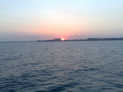 sunset in Labuan