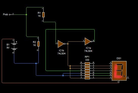 an analysis of the logic probe tool for electronic logic circuits A logic probe is one of the basic troubleshooting tools for common electronic logic circuits (ttl circuits, chips withlawnmowermanrotheblogcom multi-instrument digital assistant - pic16f84a.
