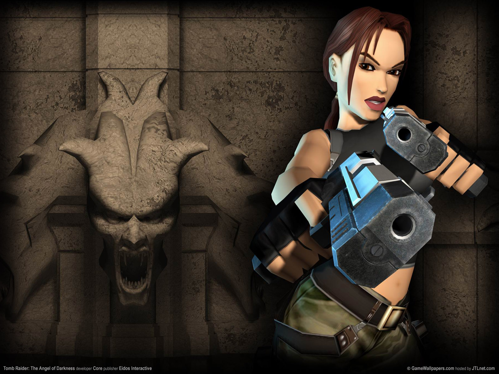 Tomb Raider HD & Widescreen Wallpaper 0.868689132722534