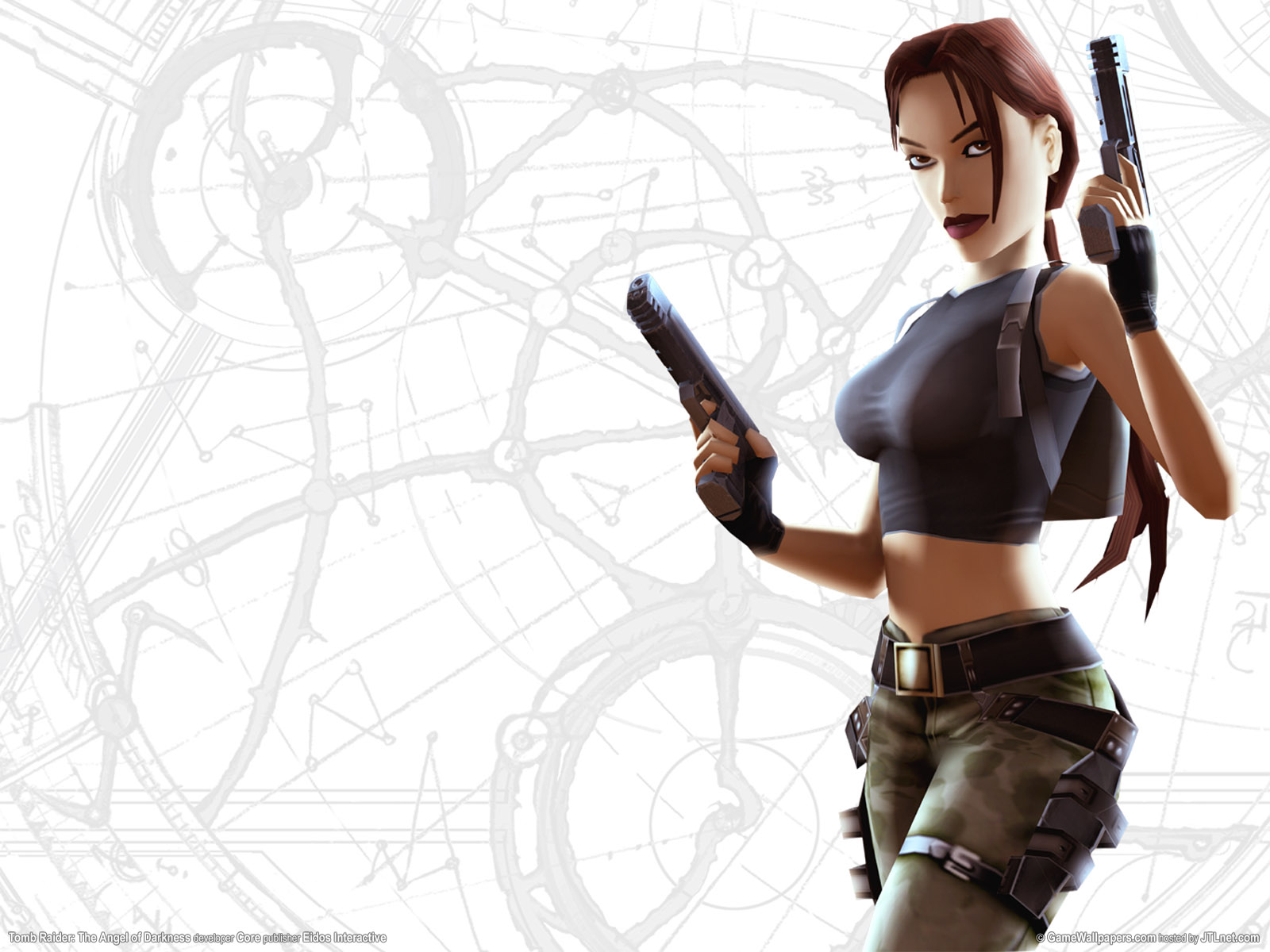 Tomb Raider HD & Widescreen Wallpaper 0.197226570948495