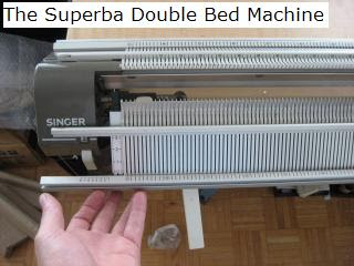 Knitting Machines: Artisan, Bond, Silver Reed, Taitexma