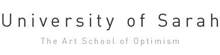 University of Sarah