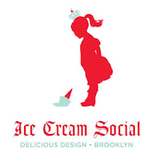 Ice Cream Social - Invitations