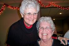 My aunts Jeanne & Johanna