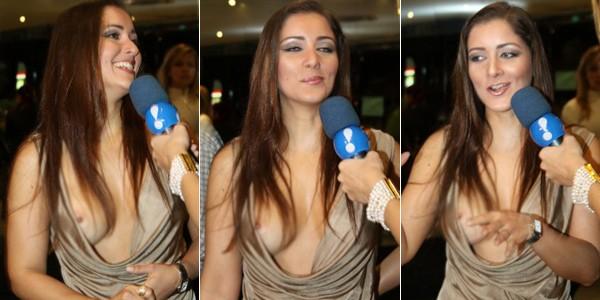 Nana Gouv A Paga Peitinho Em Entrevista
