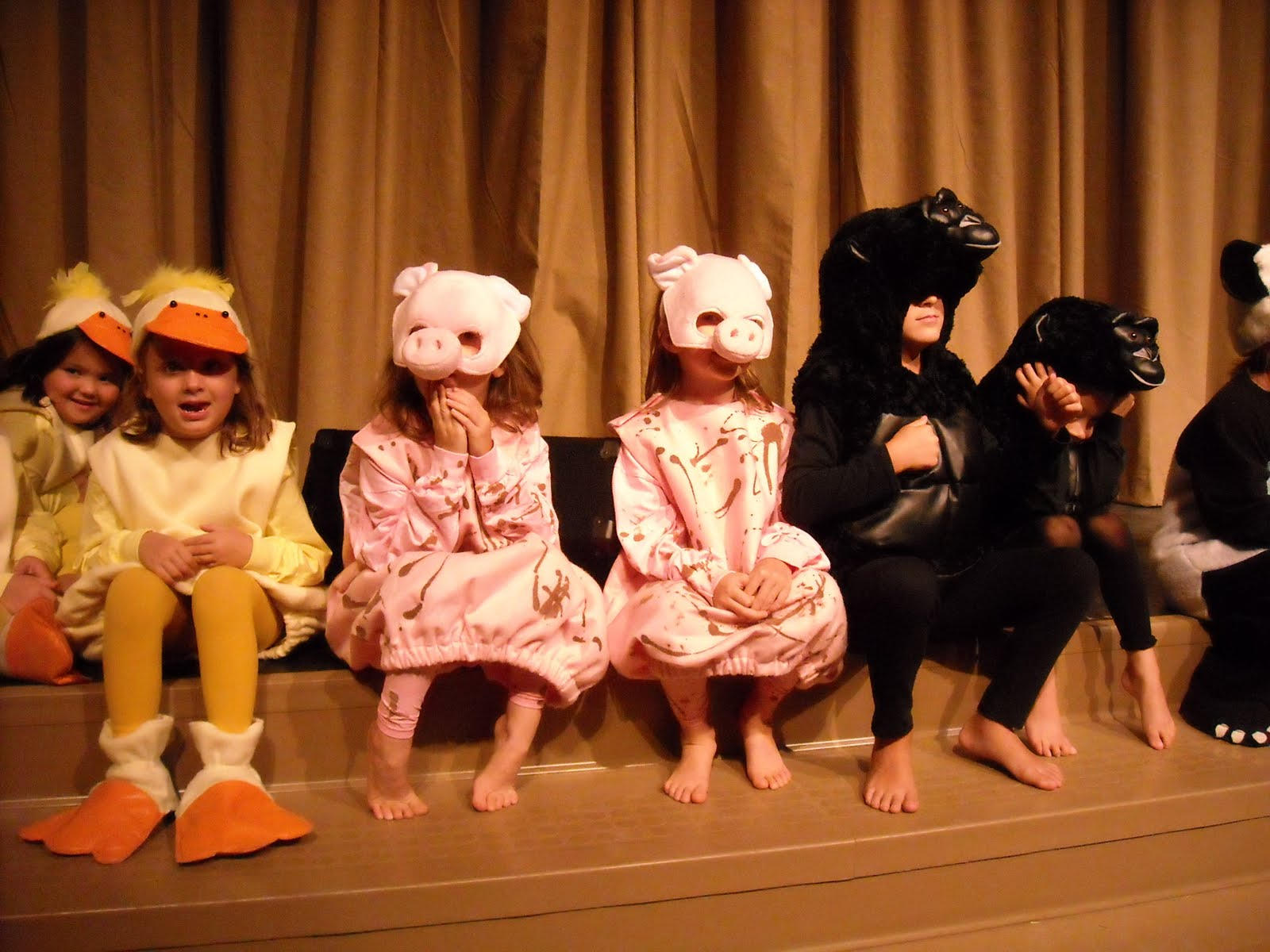 Our Christian Theater Workshop