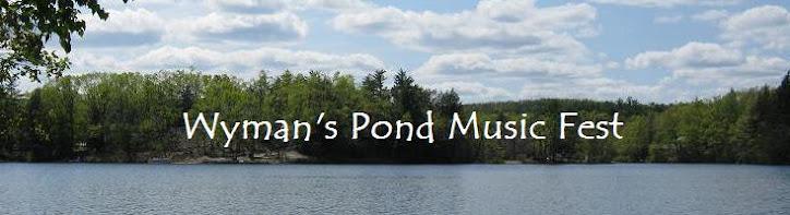 Wyman's Pond Music Fest