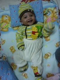 Amirul @ 3 months