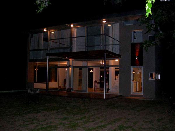 Casa El Aromo - Arq. Jorge Pizzini