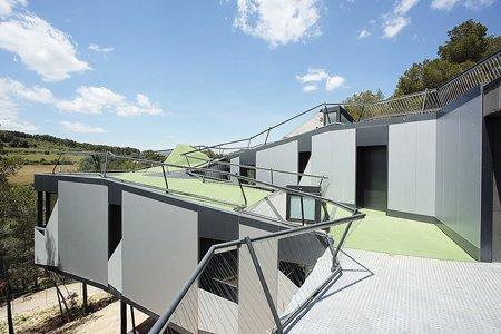 Casa Godó - Bailo Rull ADD+ Arquitectura