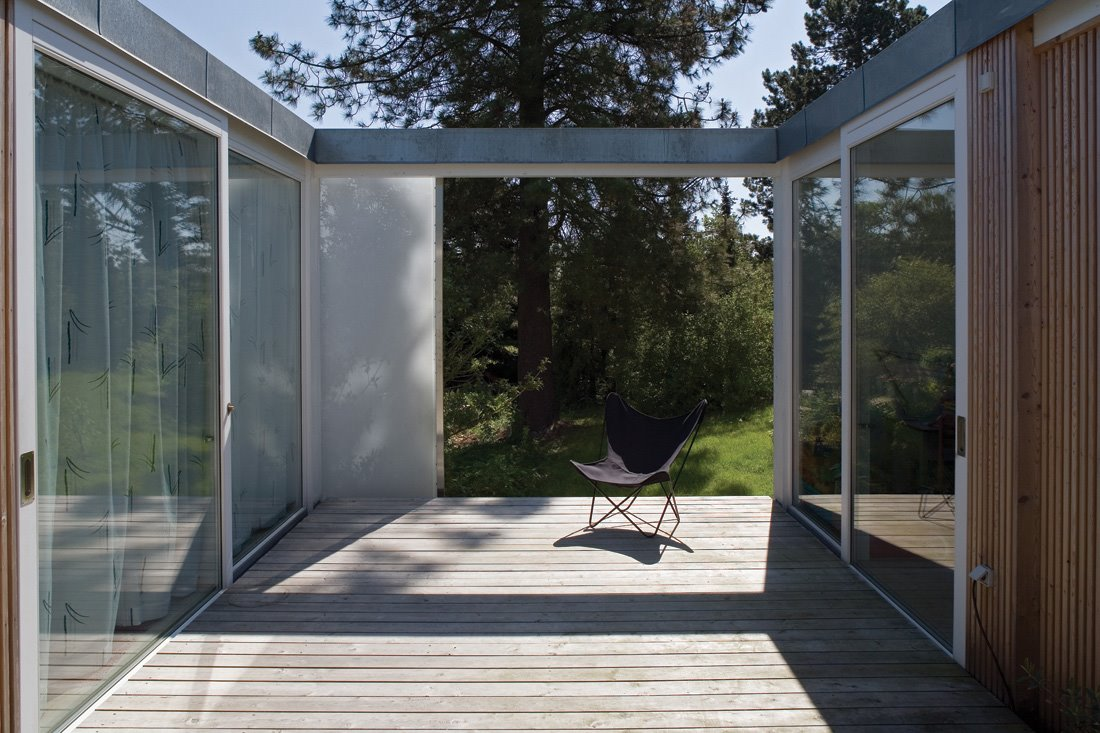 Casa de verano en Jørlunde - Dorte Mandrup Arkitekter, ARQUITECTURA, DISEÑO