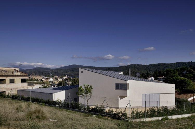 Vivienda en Llinars del Vallés - Josep Llinás Carmona