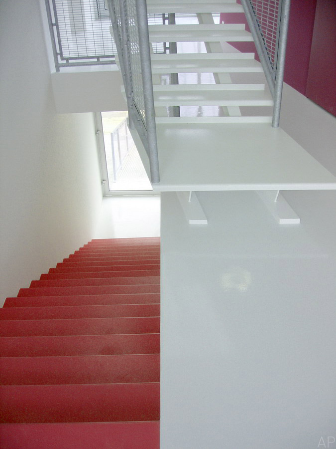 Diseño de escaleras #8