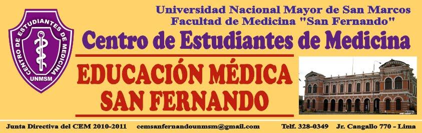 Educación Médica San Fernando