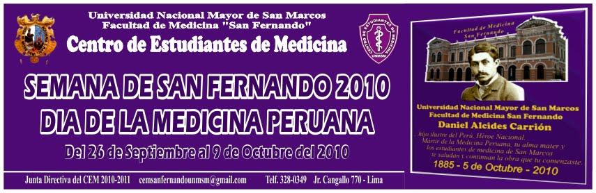 SEMANA DE SAN FERNANDO 2010