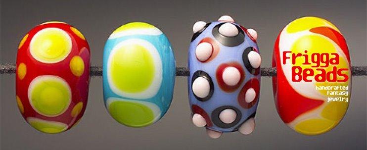 Frigga Beads