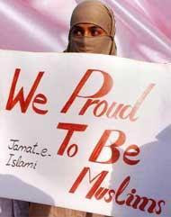 Proud to be Muslim!