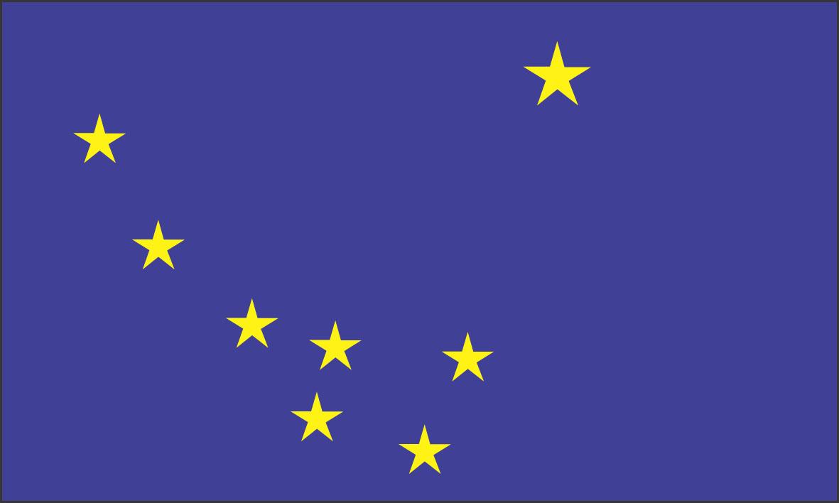 Your State Flag Stinks Alaska And Arizona