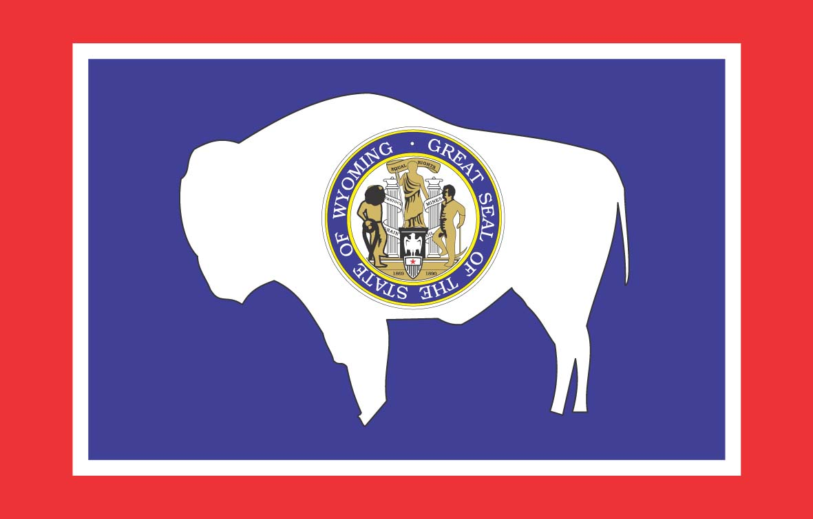 Your State Flag Stinks Indiana Rhode Island And Wyoming