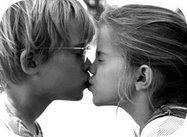El mas dificil no es el primer beso sino el ultimo...
