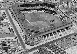 Ebbets Field, Brooklyn NY