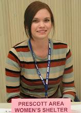 Erika Stone - Prescott Area Women's Shelter