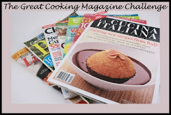 The Great Cooking Magazine Challenge